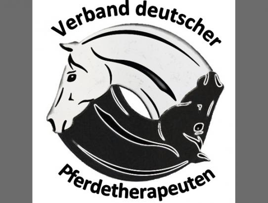 Mitglied im Verband deutscher Pferdetherapeuten
